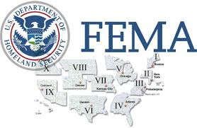 fema region map list of every known fema c and their locations find yours