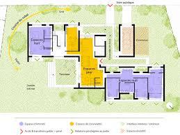 plan villa plain pied 4 chambres plan maison de plain pied avec suite parentale ooreka