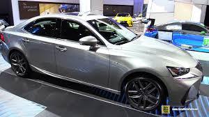 2016 lexus is200t canada 2017 lexus is200t fsport exterior and interior walkaround 2016