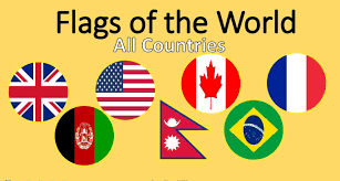 Flag Of The World World Flags Quiz All Countries Learn And Practice Youtube
