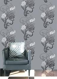 stencils for home decor interior home decor stencils uk interior wall paint folkart