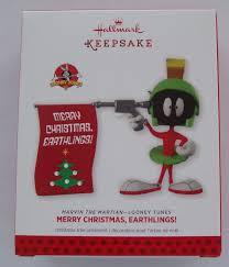 hallmark 2013 looney tunes marvin the martian earthlings christmas