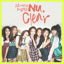 album u0026 mv review clc u0027nu clear u0027 korean music album and kpop