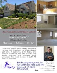 653 tain court brentwood ca best property management inc