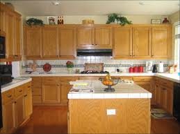 kitchen honey oak cabinets best paint for kitchen painting