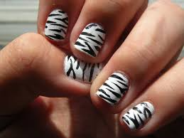 black white cheetah nail designs 2015 best nails design ideas