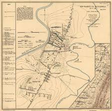 Battle Of New Orleans Civil War Map by The Onrush Was Irresistible U2013 Sigel Defeated At New Market U2013 Civil