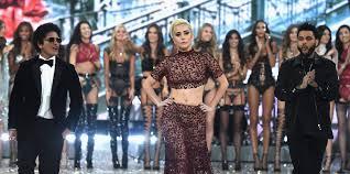 Hit The Floor Runway Walk - lady gaga walks victoria u0027s secret fashion show 2016 runway with
