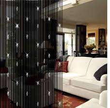 Room Dividers From Ceiling by Room Divider Curtains How To Attach Room Divider Curtain Of A
