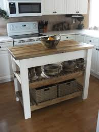 small islands for kitchens kitchen islands portable kitchen island white wood table wooden