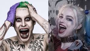 the joker and harley quinn halloween costumes videos the joker u0026 harley quinn go for a ride on squad set