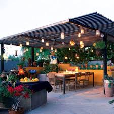 inspiration roof patio