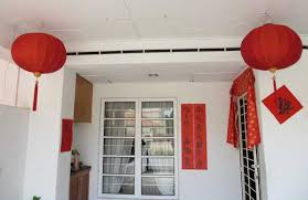 New Year Decoration Ideas Home Chinese New Year Decorations Flower Arrangements And Paper Crafts