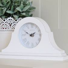 Amazon Mantle Clock White Mantel Clock From Blissandbloom Co Uk Wall Clocks And