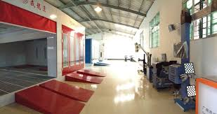 16 years professional china car and bus paint spray booth factory
