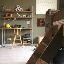 Diy Childrens Desk Diy Children S Desk With Shelves Projects Simplified Building
