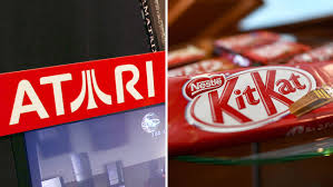 atari sues nestle over u0027breakout u0027 kit kat ad hollywood reporter