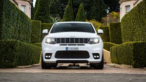 2017 jeep highlander 2017 jeep grand cherokee srt review road and tracks