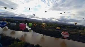 Galballoonfiesta2012 Albuquerque Balloon Fiesta 2014 Mass Ascension Saturday Youtube