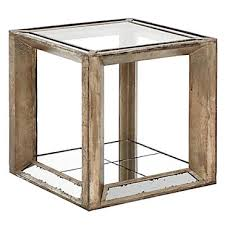 z gallerie side table pascual end table stools accent tables decor z gallerie