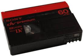 dv cassette transfert mini dv saga 8mm