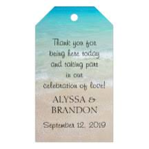 favor tags wedding gift tags zazzle