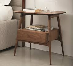 make your own personalized tall bedside tables modern table design