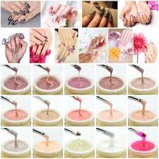 6pcs new canni gel nail polish 15ml uv builder camouflage jelly uv