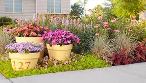 Sidewalk Garden Ideas Landscaping Ideas Sidewalk Garden