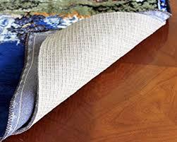 amazon com 5x7 thick felt and rubber rug pad non slip rug pad 3