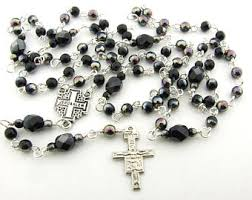 franciscan crown rosary franciscan crown rosary thin seven decade rosary small