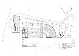 Ground Floor Plan Gallery Of James Cook University Wilson Architects Architects