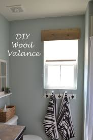 Board Mounted Valance Ideas Window Wood Valances Natively In The Day A Wooden Valances