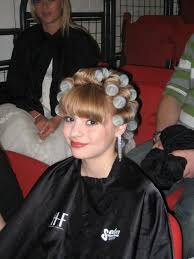 sissified permed hair 73 best nice curled set images on pinterest rollers in hair