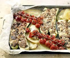 cuisiner des courgettes au four courgettes au four betty bossi