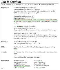 Resume Samples For Student by Student Resume Student Resume Sample Nursing Student Resume Cover