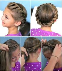 updos cute girls hairstyles youtube cut girl hairstyles