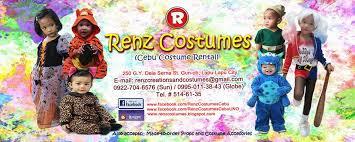 Costume Rental Shop Drop Me Renz Costumes Costume Rental Costume Shop Lapu Lapu City