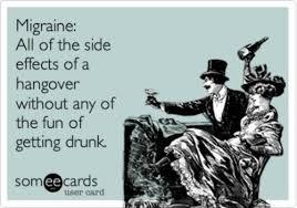 Migraine Meme - suzlyfe imma ride a migraine train weekend recap suzlyfe
