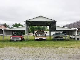 steel building 42x21 carport barn style metal shelter garage free
