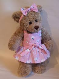 teddy clothes teddy clothes pink sheep summer dress