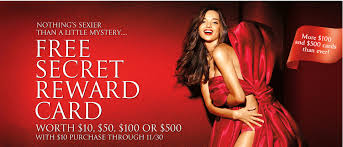 victoria secret on black friday victoria u0027s secret free secret reward card is early black friday