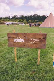 Wooden Tent by Chilled Festival Tipi Lavender Wedding Wooden Car Lavender And