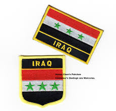 Dominican Republic Flag Patch Buy Iraq Flag Patch And Get Free Shipping On Aliexpress Com