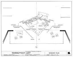 Ground Plan by Bonhoeffer U0027s Cost U2013 Inseung Park