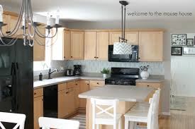 easy kitchen backsplash charming wallpaper backsplash in kitchen easy kitchen
