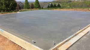 garage slab with storm shelter bcf quality