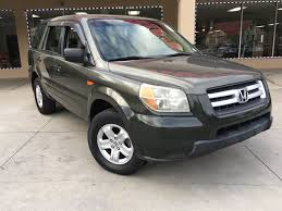 grey honda pilot 025188 2006 honda pilot 5 star auto sales used cars for sale