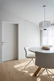White On White Furniture Relaxing Color Schemes In 3 Efficient Single Bedroom Apartments
