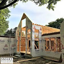 building a new house smart builders u2013 arlington heights custom home in progress